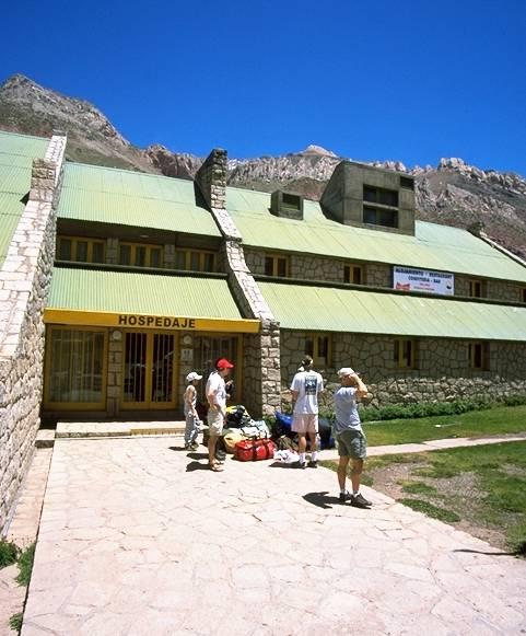 Hosteria Puente de Inca