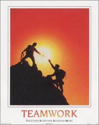 Teamwork: Together Everybody Achieves More