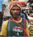 Papua man in Timika